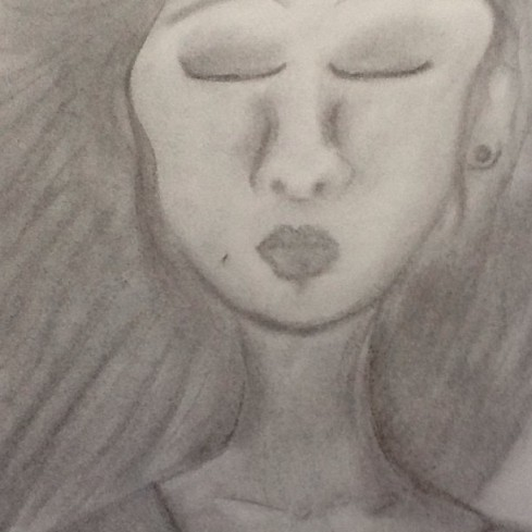 Charcoal Girl by Kyanna Kitt